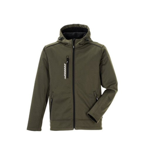 Planam Outdoor Hawk Softshell (3355) olijf