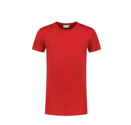 Santino Jace+ T-shirt Korte mouwen rood