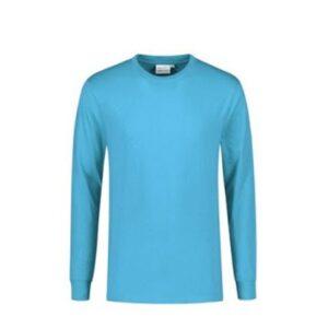 Santino James T-shirt Lange mouwen L blauw
