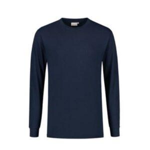 Santino James T-shirt Lange mouwen marine
