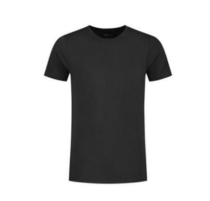 Santino Jive T-shirt Korte mouwen - Stretch zwart