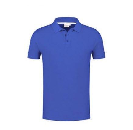 Santino Max Polo-shirt korte mouwen blauw