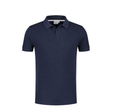 Santino Max Polo-shirt korte mouwen marine