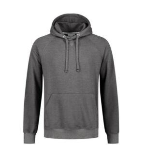 Santino Rens Hooded sweater lange mouwen grijs