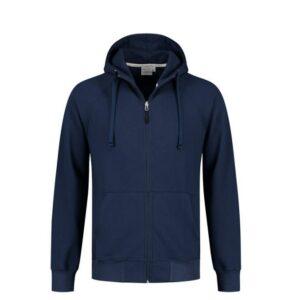 Santino Rens Hooded sweater lange mouwen marine