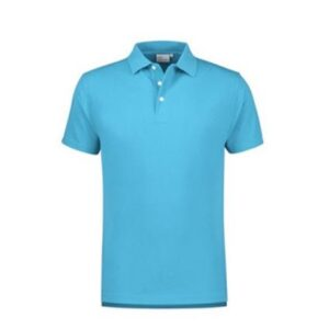 Santino Ricardo Polo-shirt korte mouwen L blauw