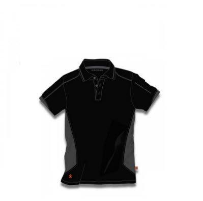 Excess Active polo Pro (016) zwart