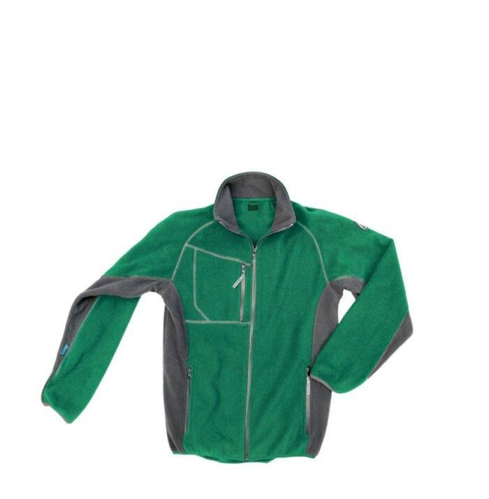 Excess Champ fleece jack (211) groen