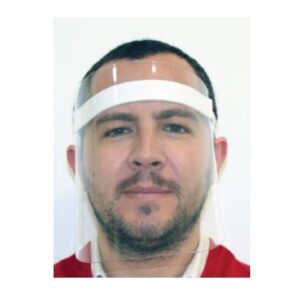 Gezichtmasker, complete gezichtbescherming 1