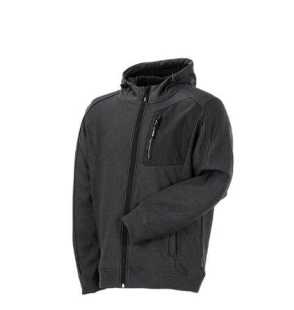 Planam Outdoor Owl Softshell (3365) zwart 1