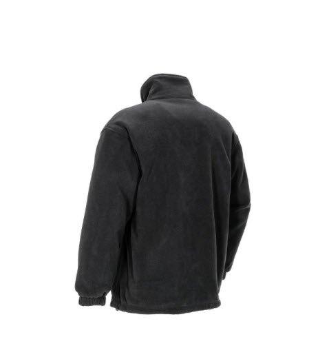 Planam Outdoor Stream Fleecevest (0346) zwart 3