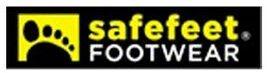 Safefeet footwear logo