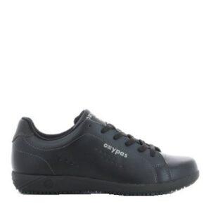 Oxypas Evan trendy comfort schoen ESD- SRC zwart