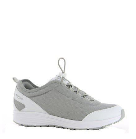 Oxypas James sportieve sneaker - SRA grijs