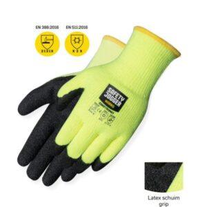 SJ Construhot handschoenen Polyester 2131X 2