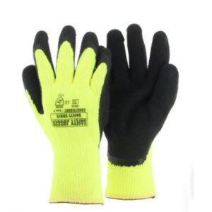 SJ Construhot handschoenen Polyester 2131X