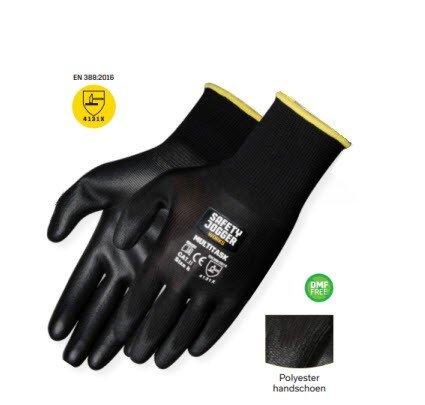 SJ Multitask handschoenen PU-Polyester