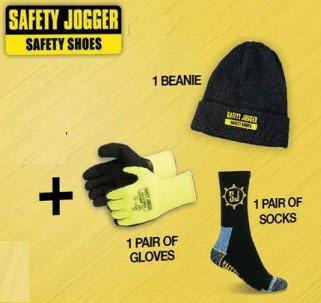 Safety Jogger Bestboot S3 -SRC - CI pakket 2