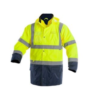 Saratex Drogowiec Parka (11-704) Yellow