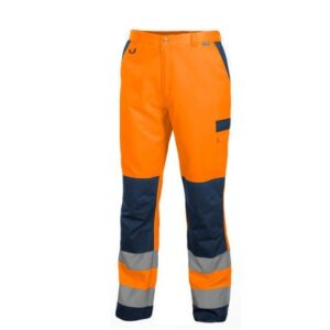 Saratex Drogowiec werkbroek (11-520) Orange