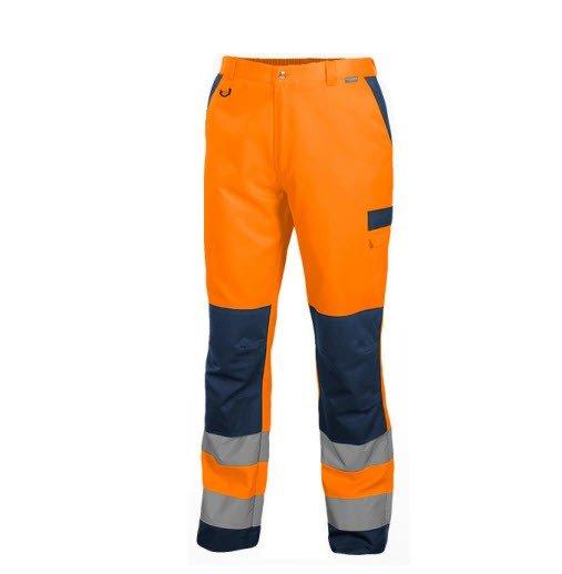 Saratex Drogowiec werkbroek (11-520) Orange