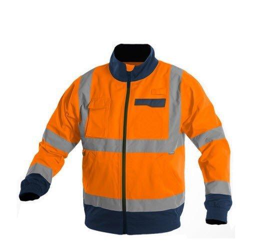 Saratex Drogowiec werkjack (11-420) Orange
