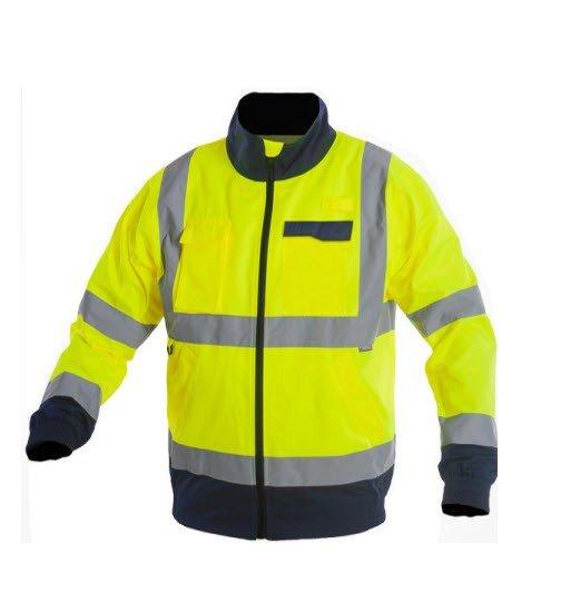 Saratex Drogowiec werkjack (11-420) Yellow