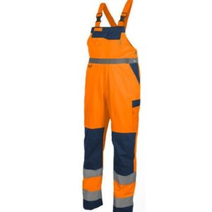 Saratex Drogowiec werkoverall (11-320) Orange