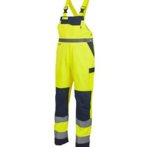 Saratex Drogowiec werkoverall (11-320) Yellow