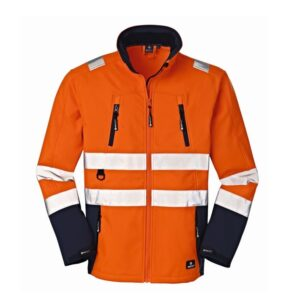 4Protect Hi-Vis softshell jack Pittsburgh