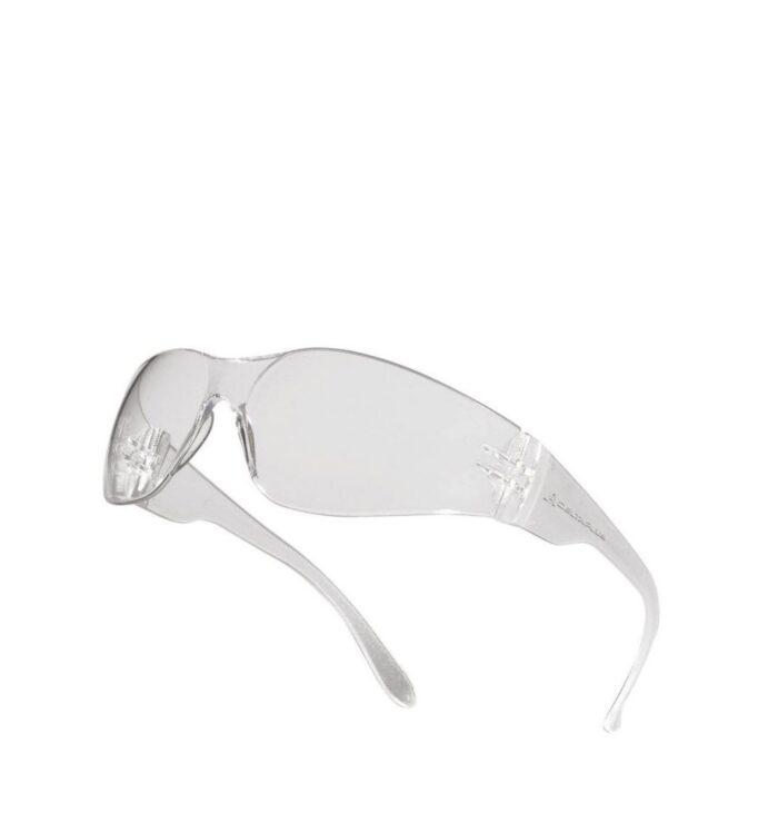 Delta Plus bril Polycarbonaat uit 1 stuk - helder AB