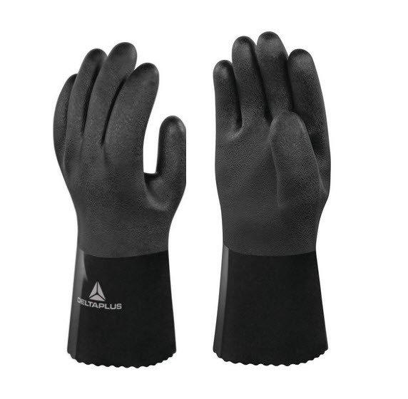 DeltaPlus Chemische handschoen PVC gedrenkt Olietanker