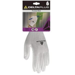 DeltaPlus Gebreide handschoen Polyester-PU-1