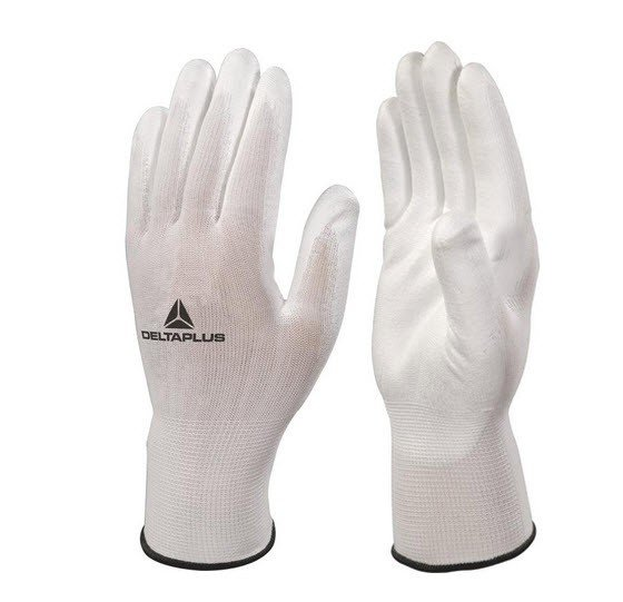 DeltaPlus Gebreide handschoen Polyester-PU