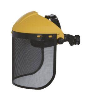 DeltaPlus Gezichtsmasker vizier met draadgaas
