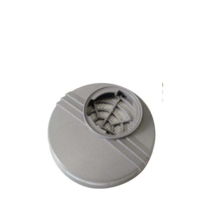 DeltaPlus Half-gelaatsmasker van thermoplastic 6200 3