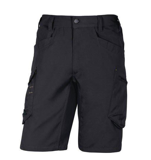 DeltaPlus Mach V Korte werkbroek - Polyester-katoen zwart