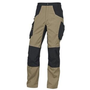 Dp Mach V werkbroek - Polyester-katoen beige