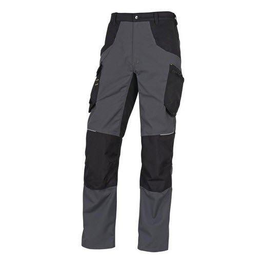 Dp Mach V werkbroek - Polyester-katoen grijs