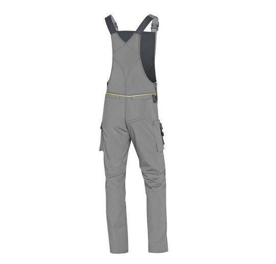 DeltaPlus Mach tuinbroek - Ripstop Polyester-katoen grijs b - kopie