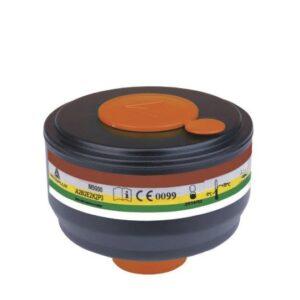 DeltaPlus Vol gelaatsmasker filterpatroon A2-B2-E2-K2-P3