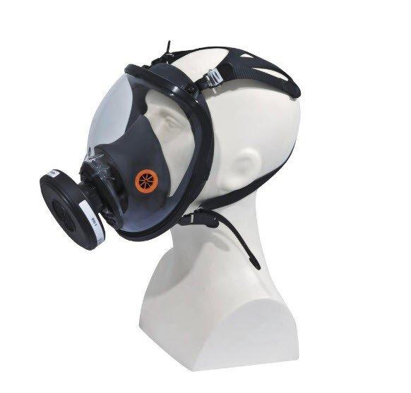 DeltaPlus Vol gelaatsmasker met afstelriemen M9300