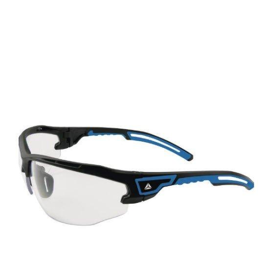 DeltaPlus bril Polycarbonaat-TPR - helder AB - AR 2