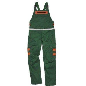 DeltaPlus zaagtuinbroek- bosbouwbroek snijbestendig (EN381-1995)