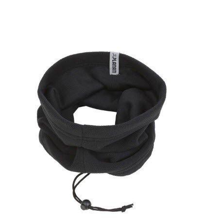 Planam fleece nekverwarmer gesloten (6047) zwart