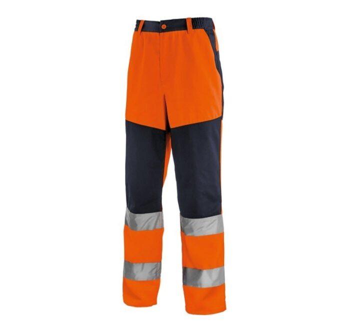 TeXXor Hi-Vis werkbroek Rochester oranje