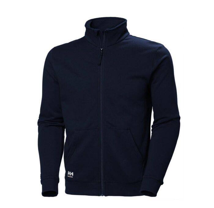 Helly Hansen Manchester Zip Sweater marine