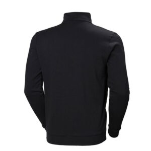 Helly Hansen Manchester Zip Sweater zwart b