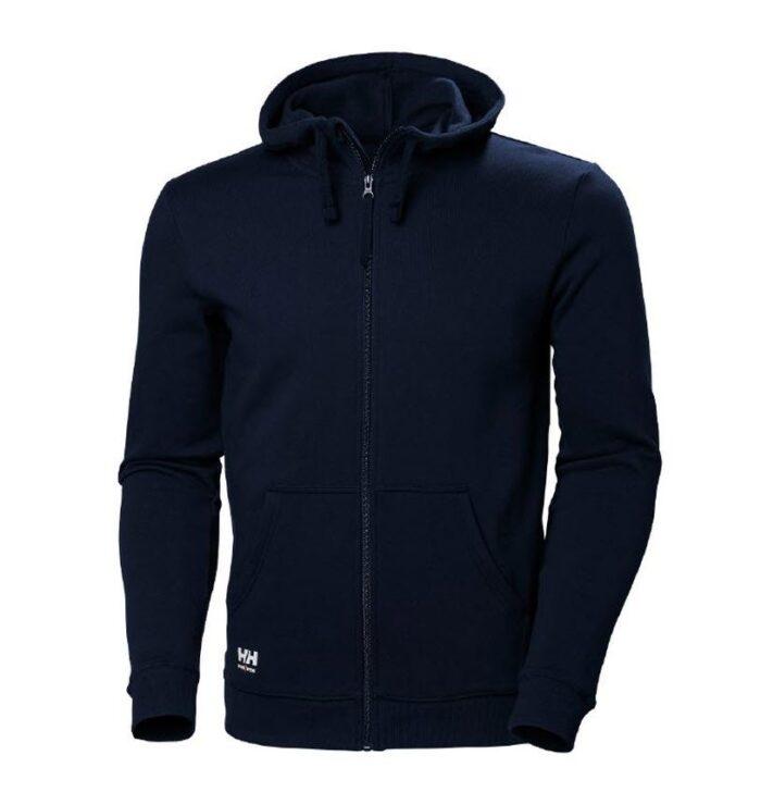 Helly Hansen Manchester Zip hoodie marine