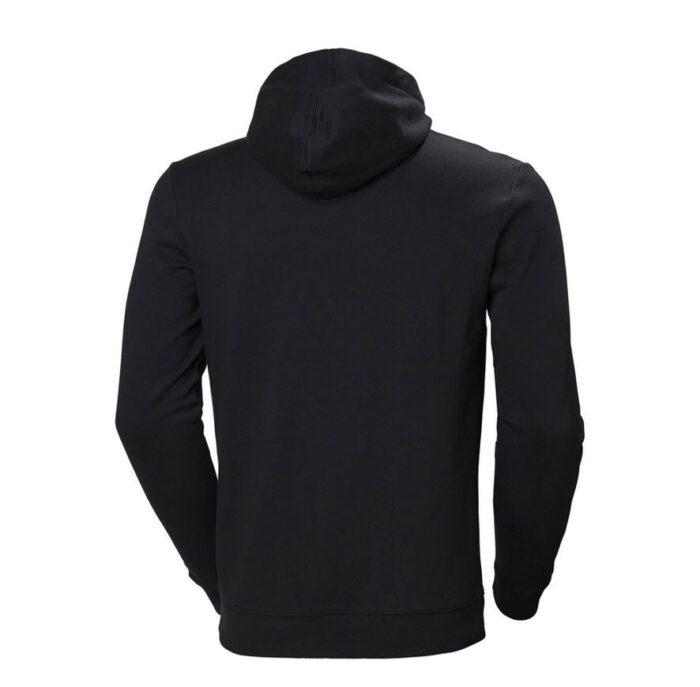 Helly Hansen Manchester Zip hoodie zwart b